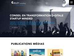 Keley Consulting | Conseil Internet, Relation Clie