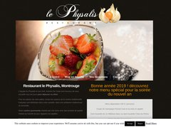 Détails : Le Physalis - Le Bistro Restaurant de Montrouge - Site Officiel