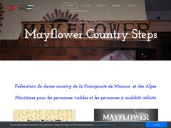 Détails : Mayflower Country Steps