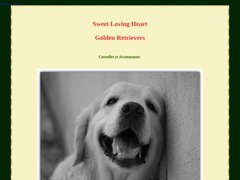 Détails : SWEET LOVING HEART GOLDEN RETRIEVER ELEVAGE