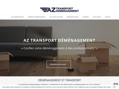 Détails : AZ Transport Demenagement