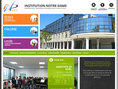 Institution Notre Dame IND - ecole, college, lycee
