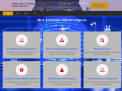Détails : Assistance informatique Windows 10