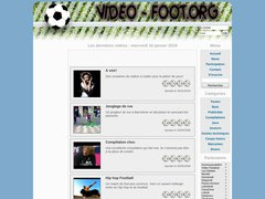 Détails : video foot