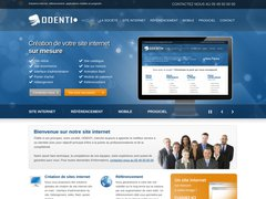 ODENTI : creation site internet