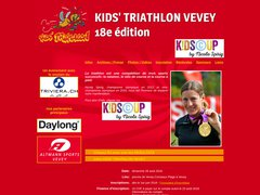 Kids' triathlon Vevey